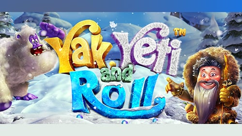 Betsoft Launches Yak, Yeti & Roll Slot