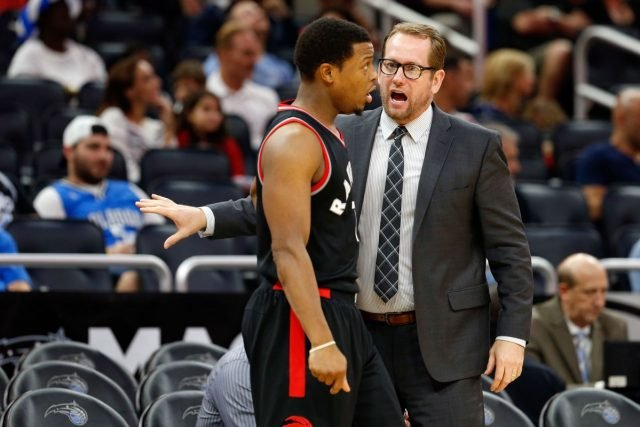 Nick Nurse Lashes Out At Match Officials