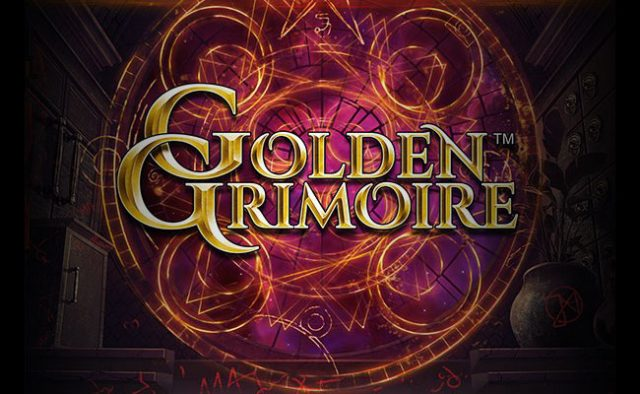 Bewitching Wins in NetEnt's New Golden Grimoire Slot