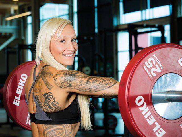 Kaillie Humphries #17 On Sports Illustrated Fittest Athletes List