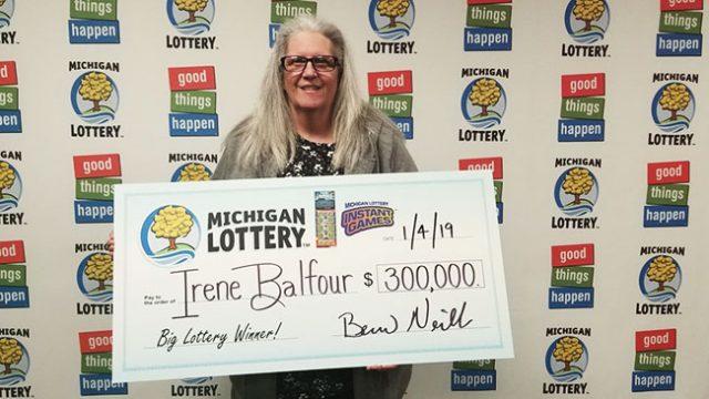 Michigan Woman's $300k Super Bingo Win