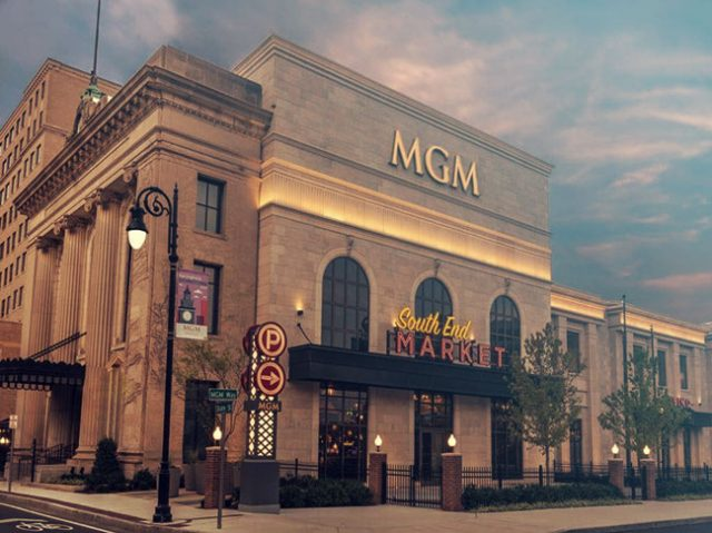MGM Springfield's Crime Soars Post-Opening