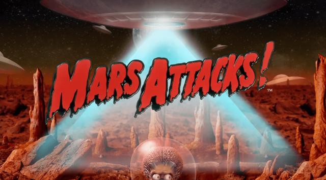 New Mars Attacks! Slot Hits Online Casinos