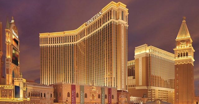 IRS Tax Leads to Loss for Las Vegas Sands