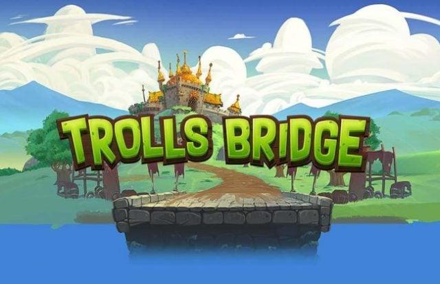 Yggdrasil's Trolls Bridge Slot Has Arrived