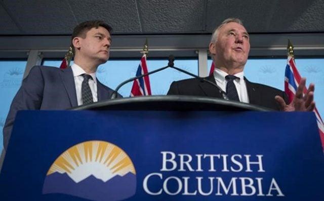 Bill Blair Pledges Support to AML Efforts