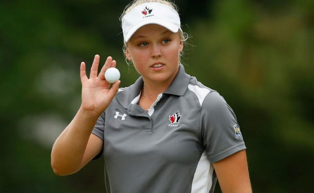 Brooke Henderson Hoping for a Great Golfing Year