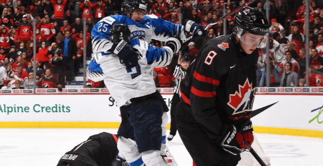 Finland's Surprise Win Over the Canadian World Juniors