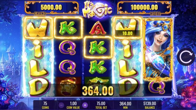 IGT's 'It's Magic' Slot to Arrive in January