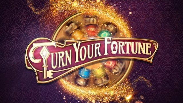 NetEnt Releases New Turn Your Fortune Slot