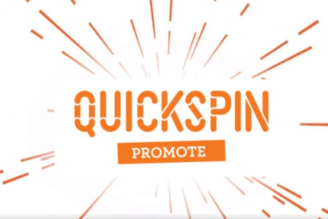 Quickspin Challenges Tool Hits the Market