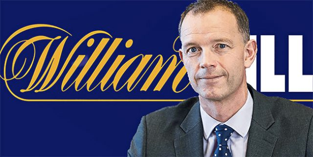 William Hill CEO Philip Bowcock has hailed 2018 a 'pivotal year'