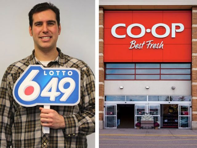 Calgary Punter Wins $16.3m in Lotto 6/49 Draw