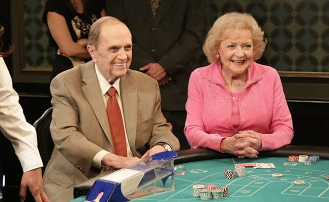 Betty White Celebrates Her 97th with Poker