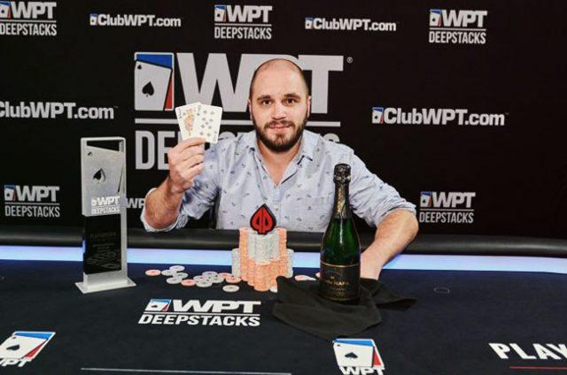 Gaudreault-Remillard Takes Montreal WPT DeepStacks Title