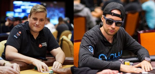 PokerStars has ended its endorsements with Jamie Staples and Jeff Gross