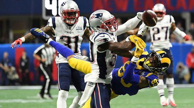 Nevada Beats NJ in Super Bowl Bet Figures