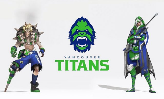 Vancouver Titans Hungry for eSports Glory