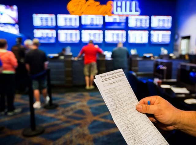 William Hill to Run GE Inc.'s Sportsbooks