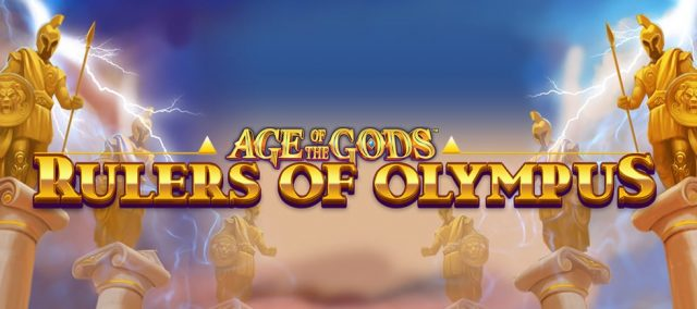 Playtech Announces New Rulers of Olympus Slot