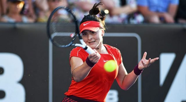 Andreescu Heads Up Canada's Fed Cup Team
