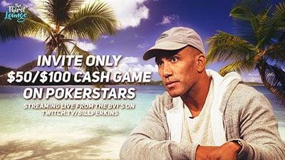 Bill Perkins is an avid poker fan