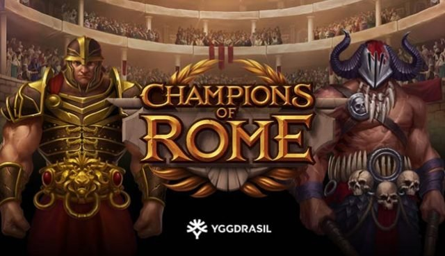 New Champions of Rome Slot On the Way