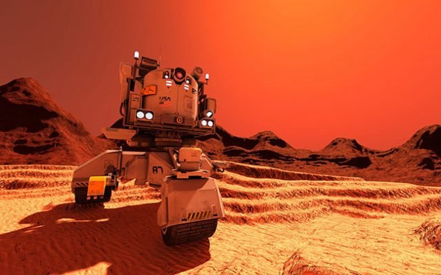 Mars Opportunity Rover Declared Dead