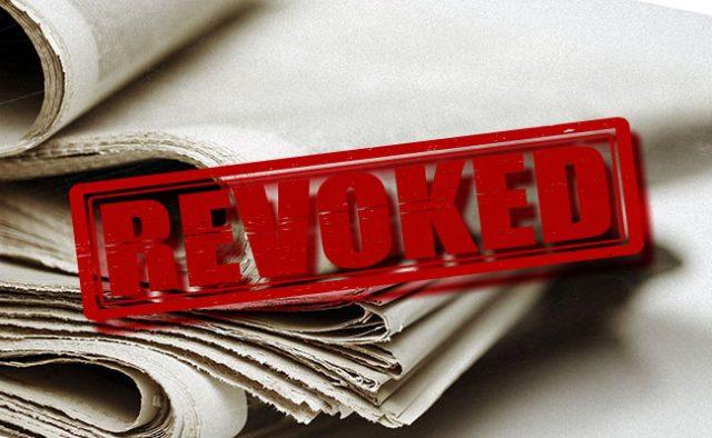 MGA Suspends & Terminates iGaming Permits