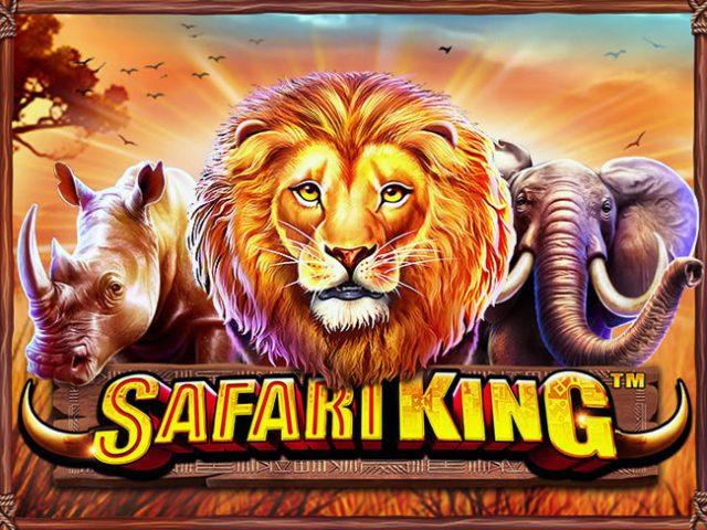 Pragmatic Play's Safari King Slot Has Arrived