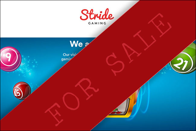Stride Gaming Is Considering Selling Up