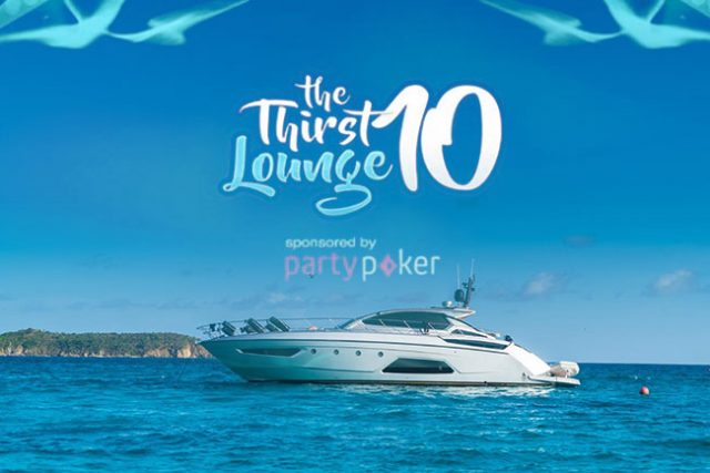 partypoker Partners With The Thirst Lounge