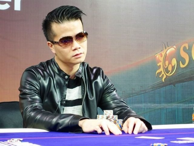 Devan Tang bat Peter Jetten à une somme coquette d'un million
