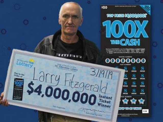 $4 Million Lotto Winner Proves Perseverance Pays Off