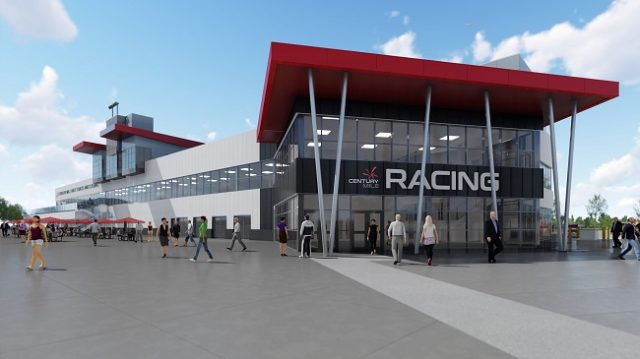 Century Mile Racetrack & Casino Opening Soon