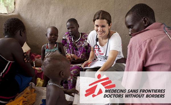 Doctors Without Borders provides support to countries that have suffered from political war, armed conflicts or excluded from health services.