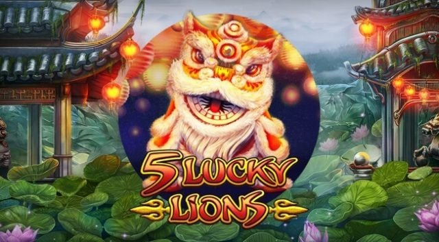 Habanero Launches 5 Lucky Lions Slot