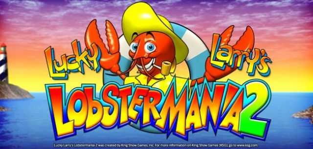 IGT Launches Lucky Larry's Lobstermania 2