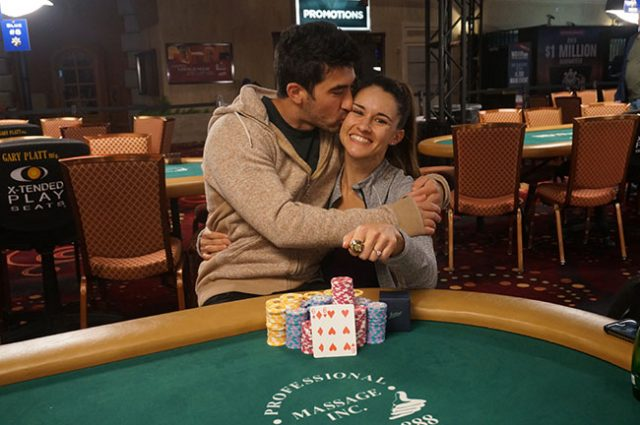 Poker's Hottest Couple Win Big