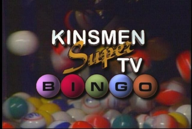 Kinsmen TV Bingo Making A Difference