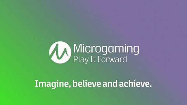 Microgaming Promotes The Importance Of Giving