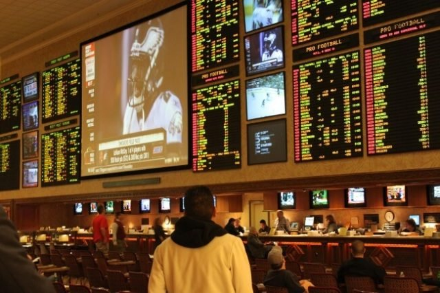 Sports Betting Thriving In New Jersey