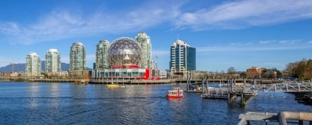 Vancouver Ranked Number 5 Top Sports City