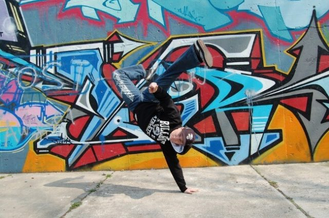 breakdancing One Step Closer To Olympic Fame