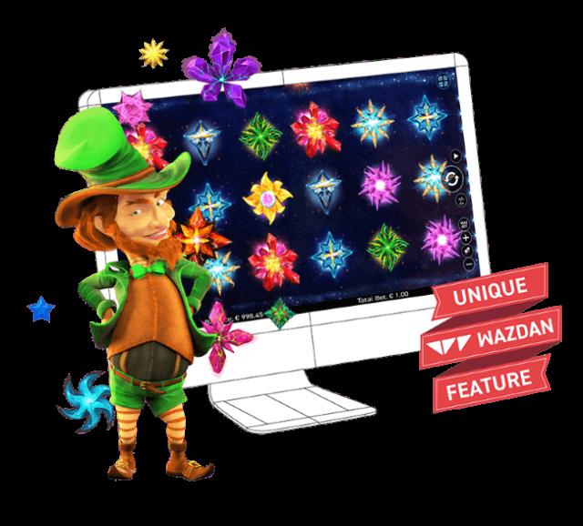 new wazdan big screen mode