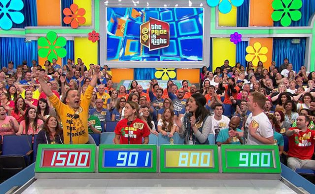 The Price Is Right Comes To River Rock In Richmond