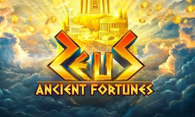 Ancient Fortunes Zeus Launched By Microgaming