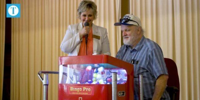 Bingo Machine brings happiness