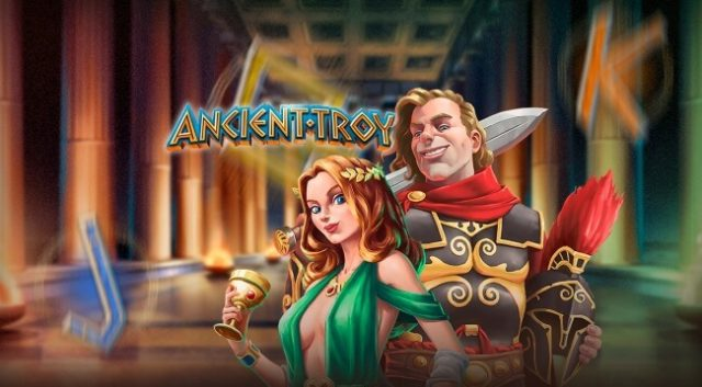Endorphina Unveils Brand New Ancient Troy Slot