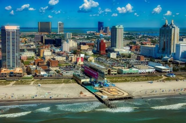 Gambling Record for New Jersey in March